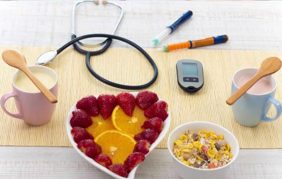 نظام غذاء مريض السكر