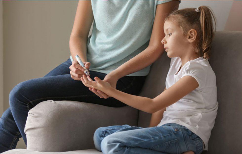 اعراض-السكر-عند-الاطفال
